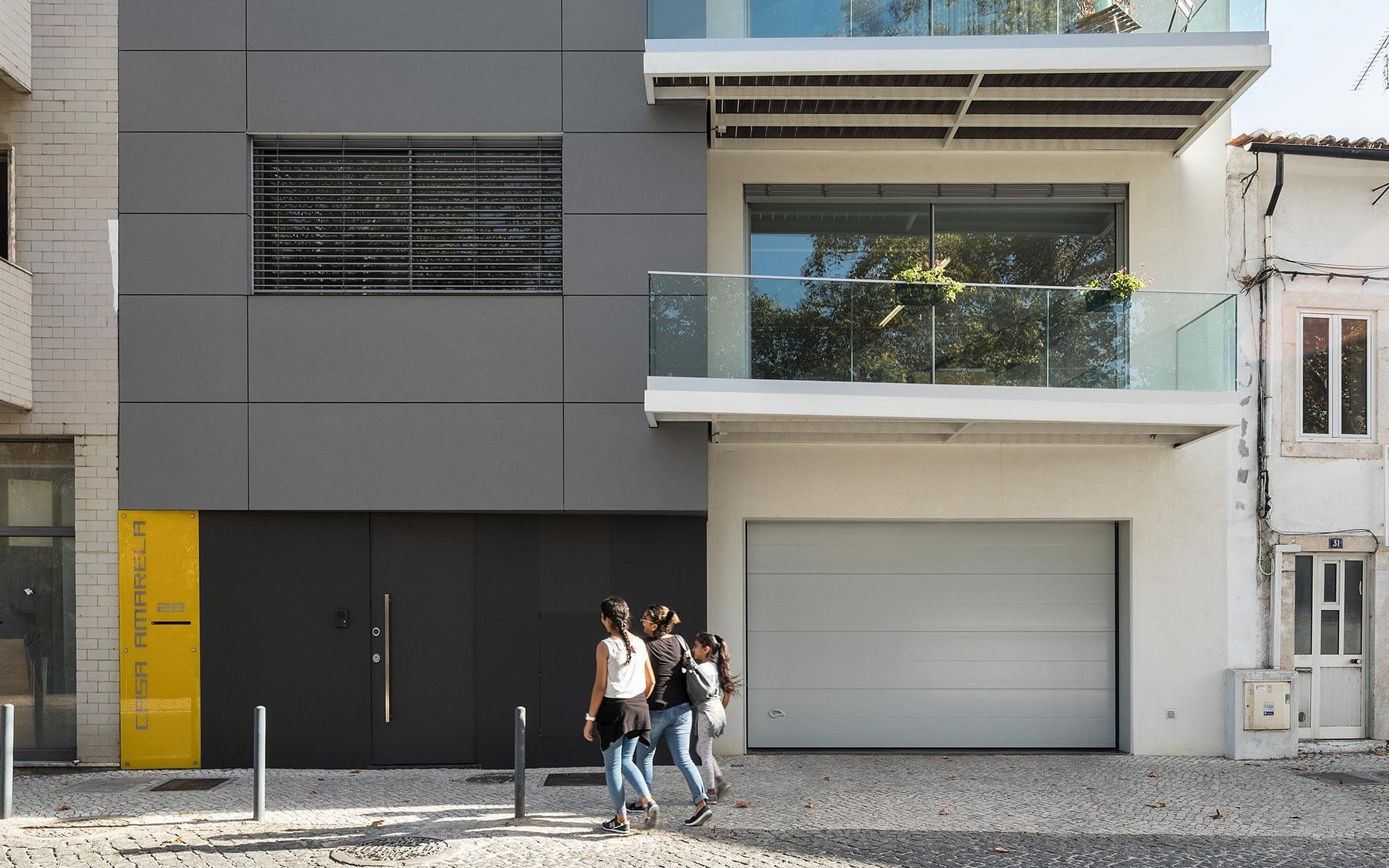 Edifício Casa Amarela