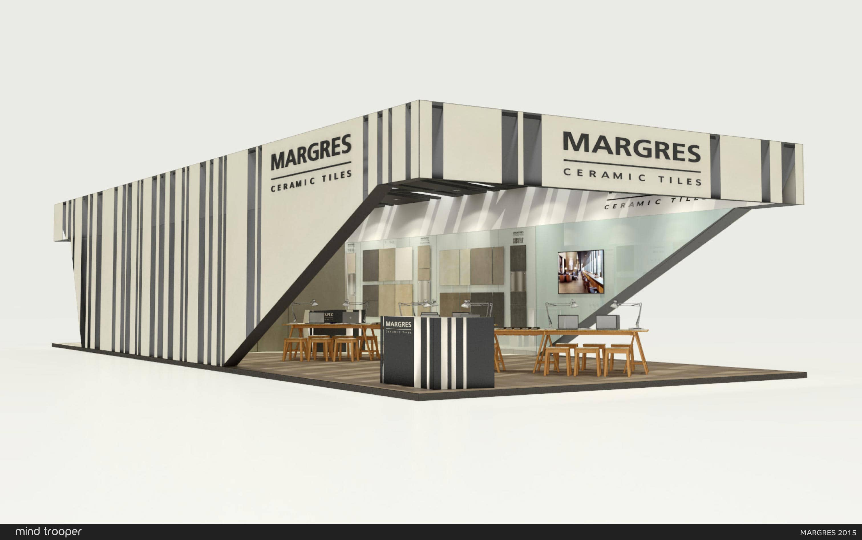 Margres на выставке Cersaie 2015