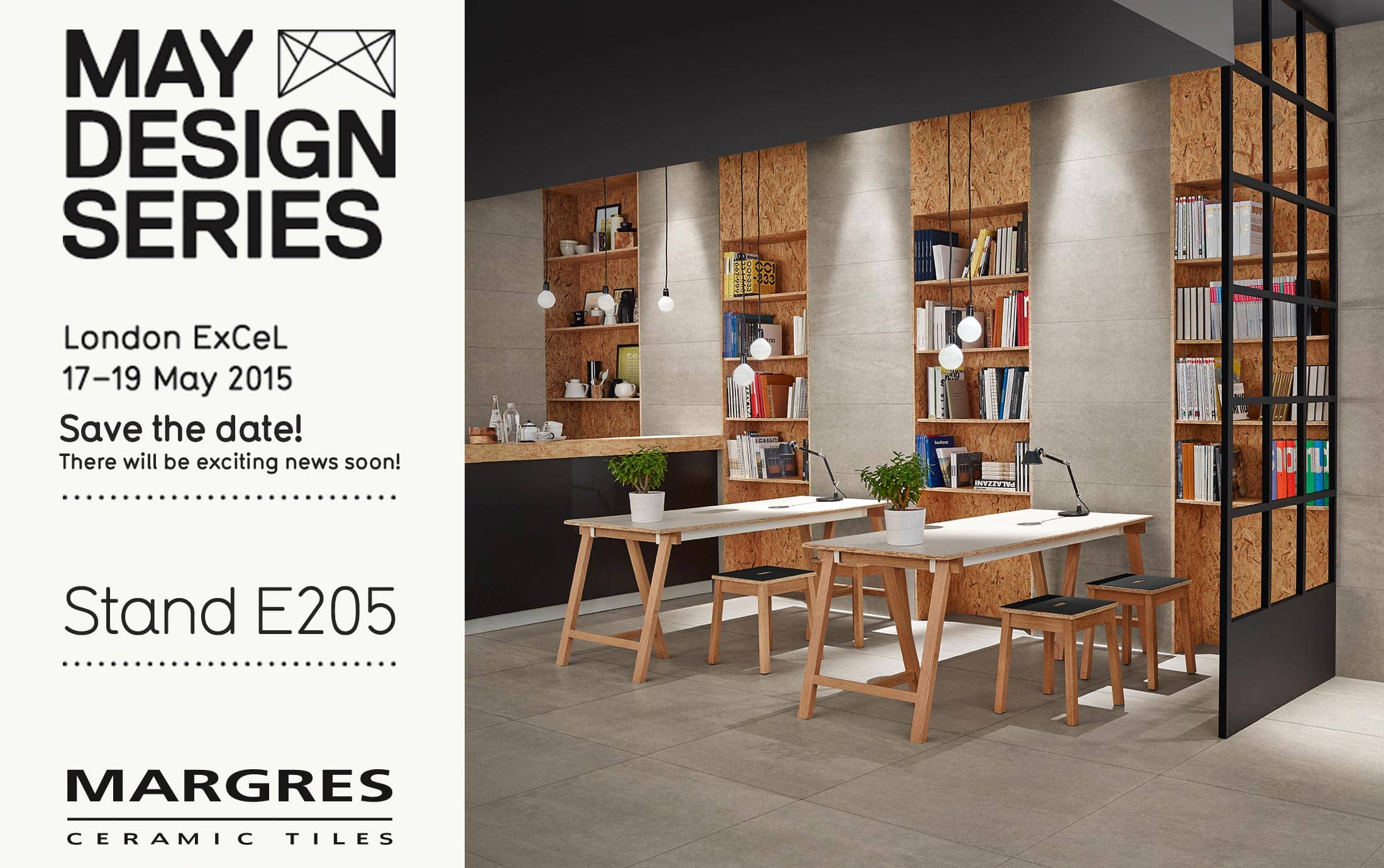 Margres na May Design Series