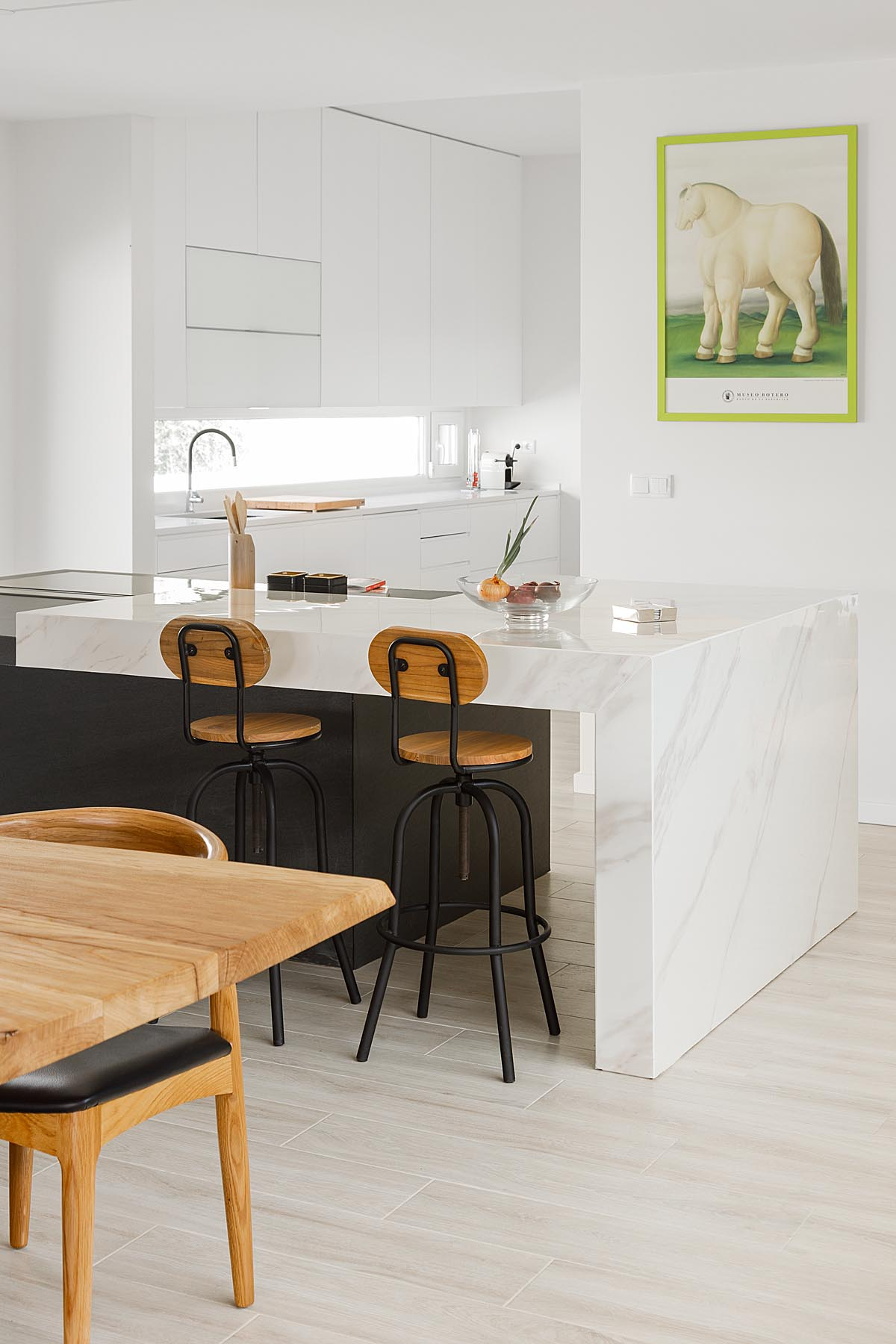 Moradia by Rui Arez - cozinha -  Linea Prestige