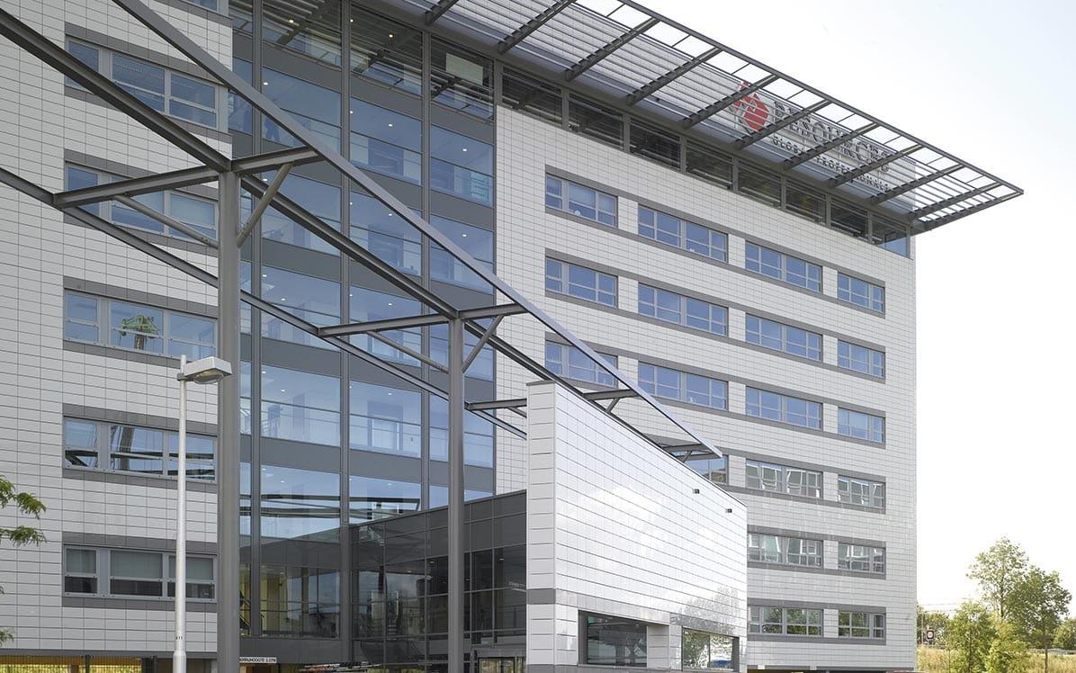 Officebuilding Kroonstaete