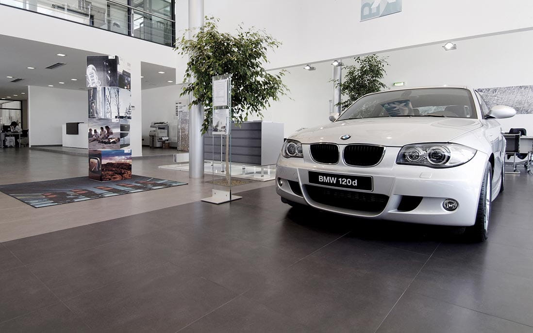 Stand BMW