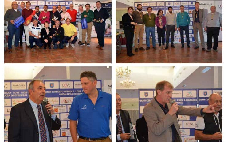 Torneio Love Tiles e Margres - Golfe