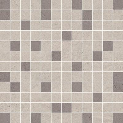 Mosaic Concept 2,5x2,5 Grey Mix