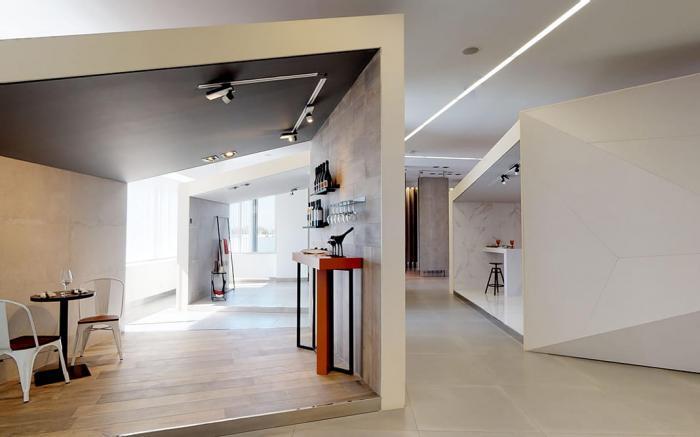 Aveiro 2019 2019 Explorez la salle d'exposition d'Aveiro