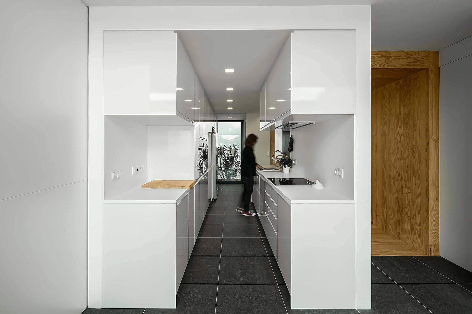 Moradia Particular - Casa do Arco - Subway - Cozinha