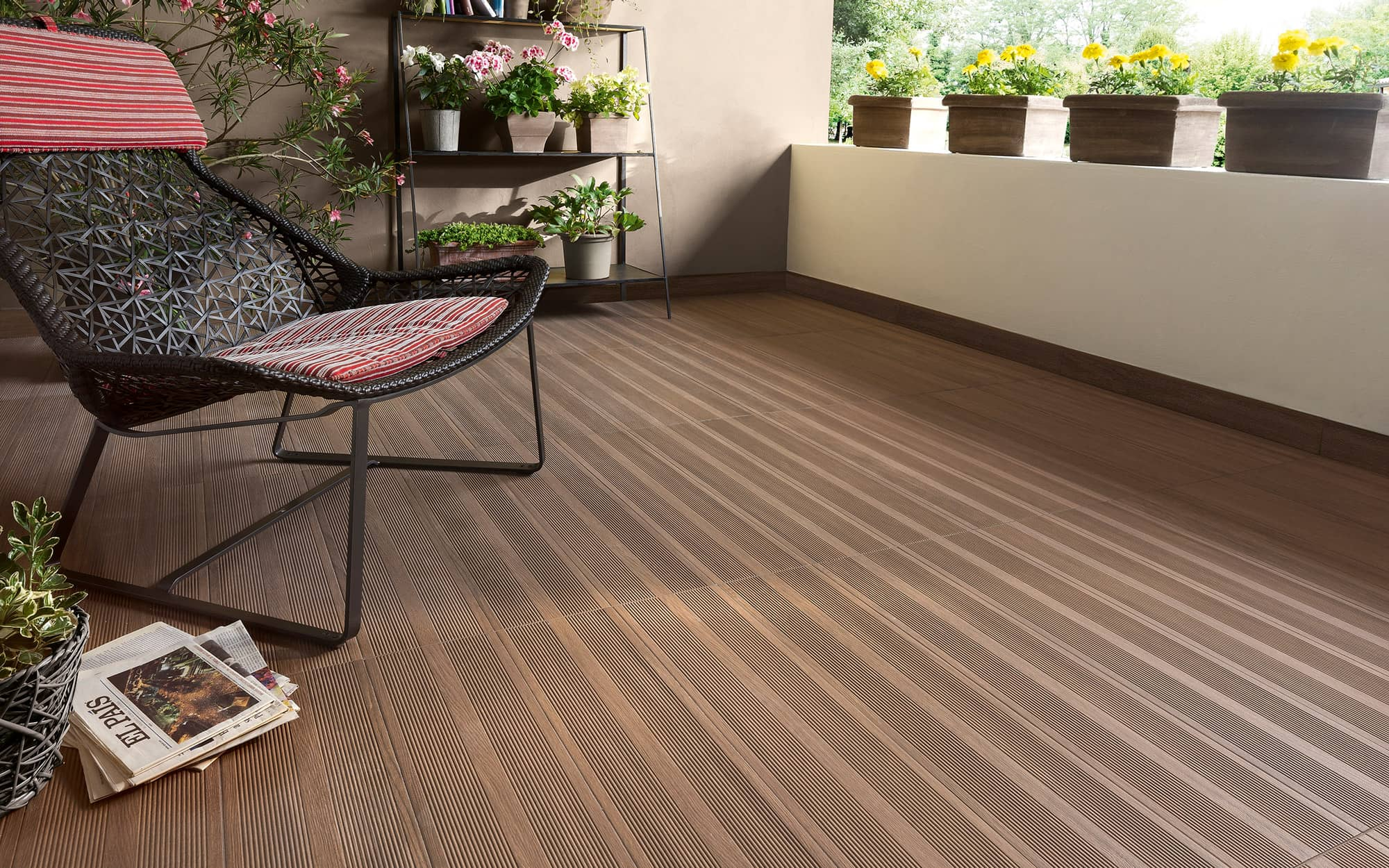 Brown Deck 20x90 K