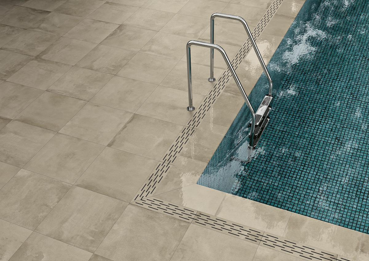 Peças especiais para piscinas