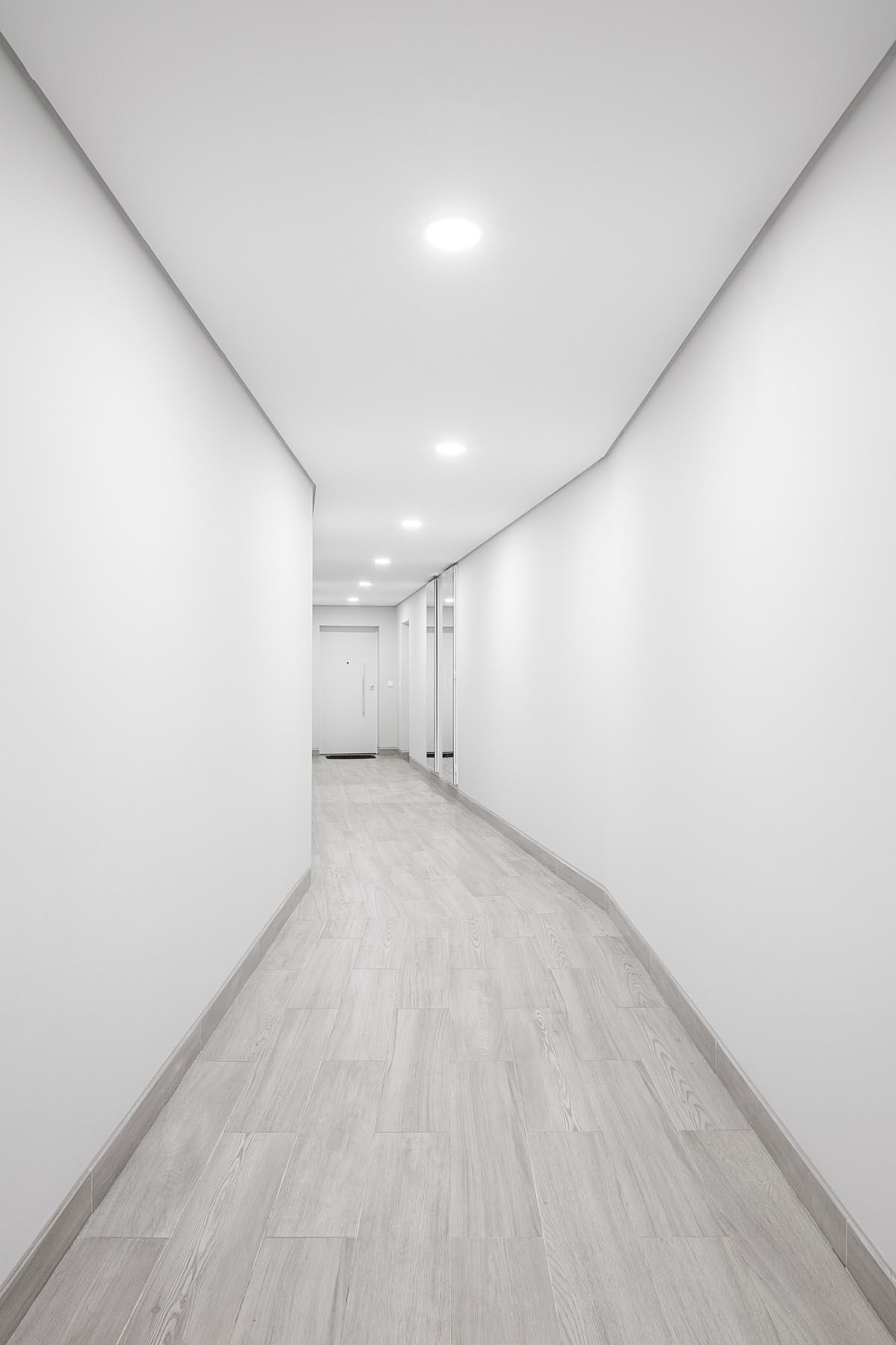 Rosaforte Rosabuilding corredor - natural grey